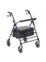 Bariatric Rollator with 7.5