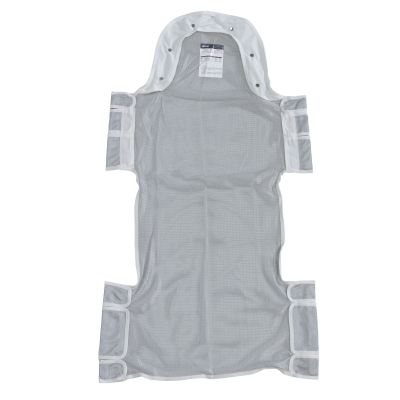 Patient Lift Sling with Head Support, 53