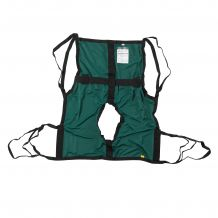One Piece Sling with Positioning Strap, with Commode Cutout