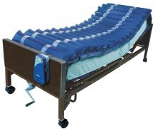 Med Aire Low Air Loss Mattress Overlay System with APP, 5