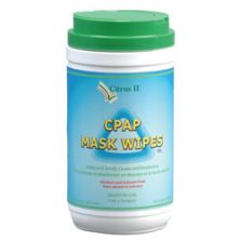 CPAP Mask wipes Citrus II