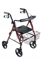 DLite Walker Rollator with 8