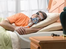 Philips Respironics Masque ComfortGel Blue