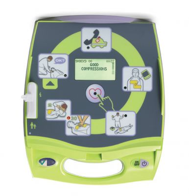 Defibrillator ZOLL AED Plus Fully-automatic Package
