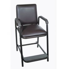 Hip High Chair with Padded Seat