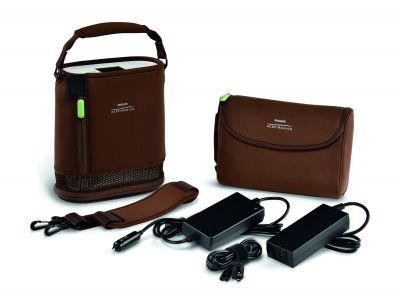 SimplyGo Mini accessory bag, brown