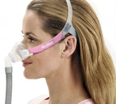 Swift<sup>TM</sup> FX Nano For Her nasal mask